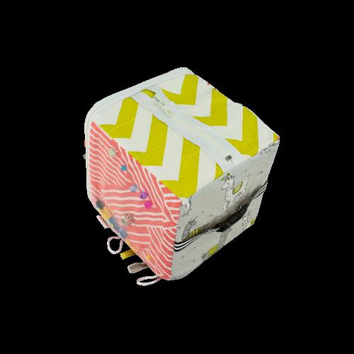Sensory Cube 2 | Baby Shower Gift | Pretoria | Edulove